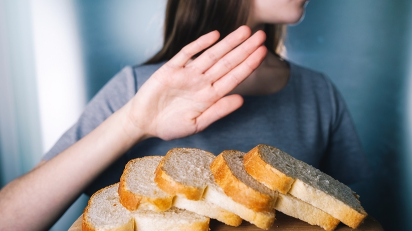 Alergia na pszenicę, uczulenie na gluten