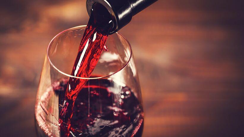 Alergia na czerwone wino