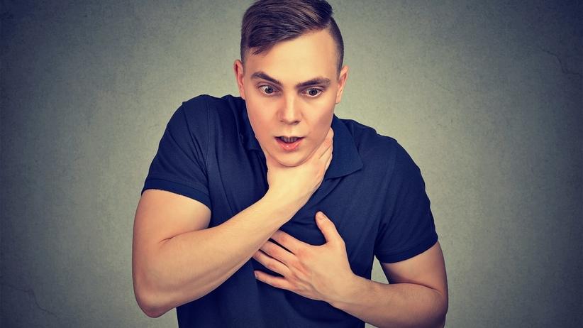 Wstrząs anafilaktyczny - pierwsza pomoc