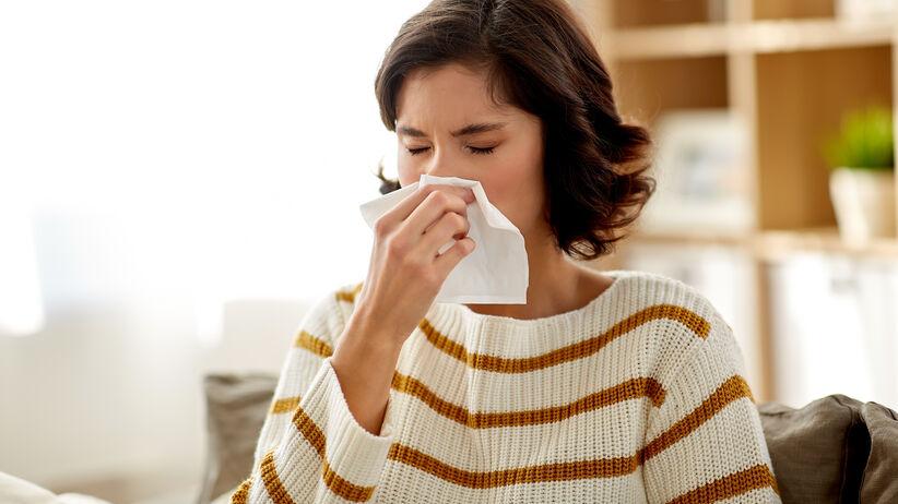 Koronawirus i alergia sezonowa