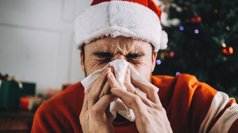Zespół świątecznego drzewka, czyli alergia na święta