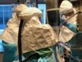 Podwójny przeszczep płuc u pacjenta z COVID-19