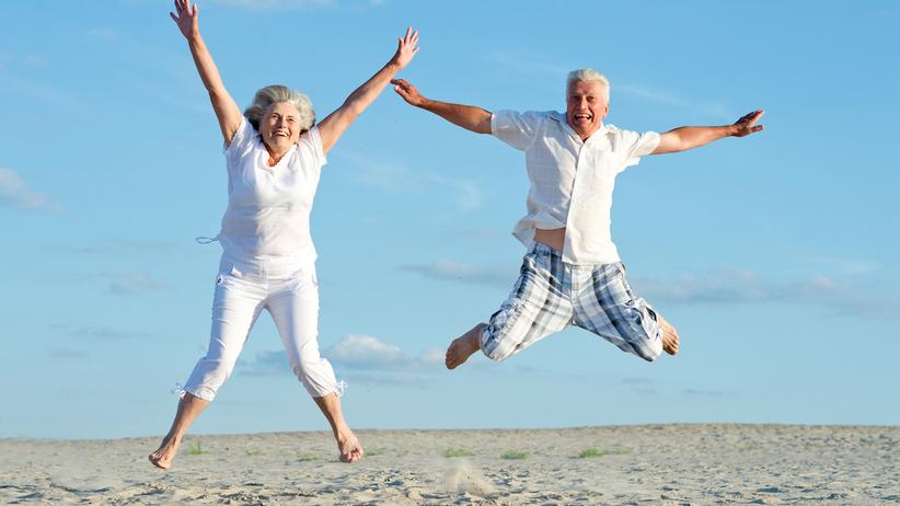 Długowieczność, wpływ genów