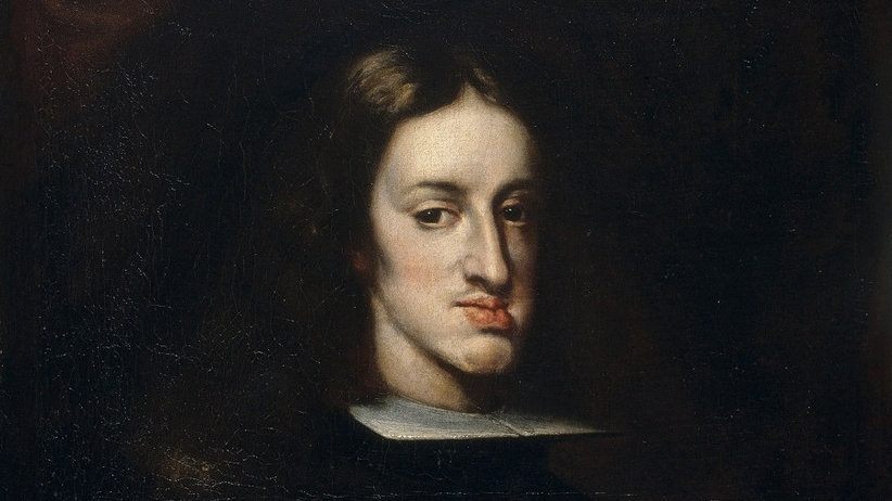Portret Karola II, król Hiszpanii, 1680-1683; Claudio Coello