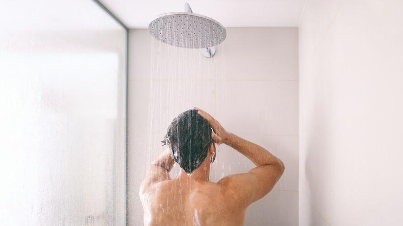 Legionella pod prysznicem