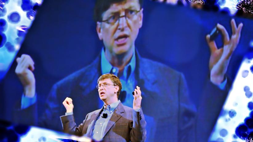 Bill Gates: Wirus ospy może zabić więcej ludzi niż wybuch nuklearny