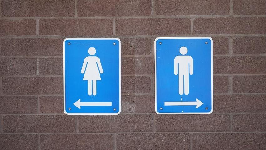 Jak bronić się przed zarażeniem w publicznej toalecie?
