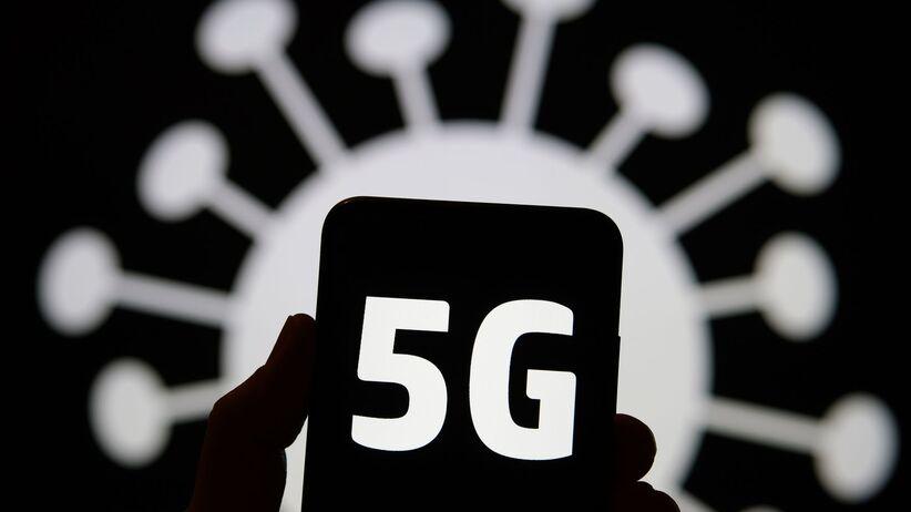 Koronawirus i technologia 5G