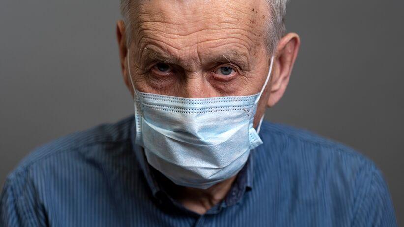 Osoba starsza a koronawirus