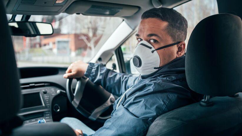 Ozonowanie samochodu a koronawirus
