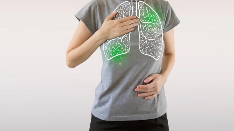 Koronawirus: co robi z płucami?
