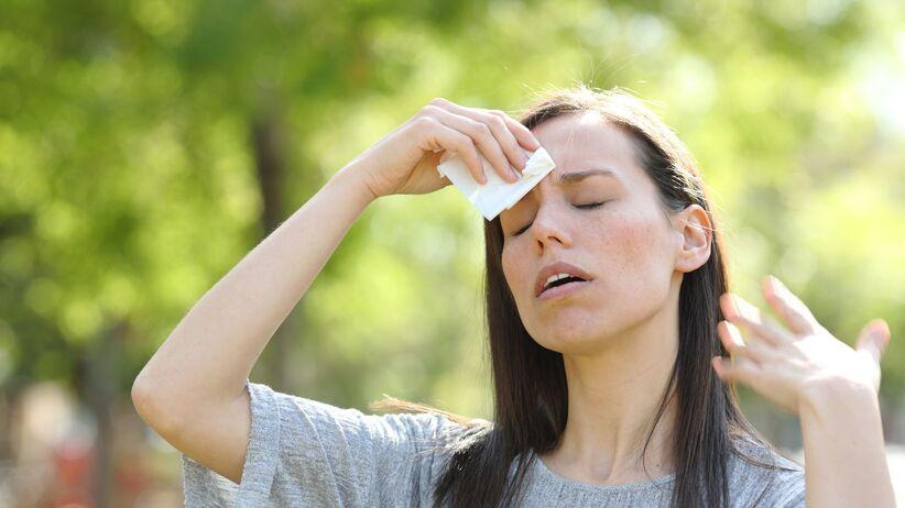 Suche powietrze i koronawirus