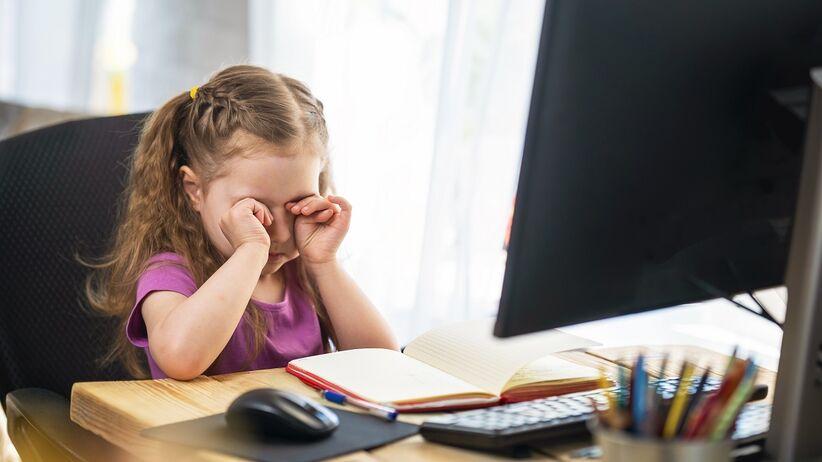 Zmiany neurologiczne u dzieci w pandemii