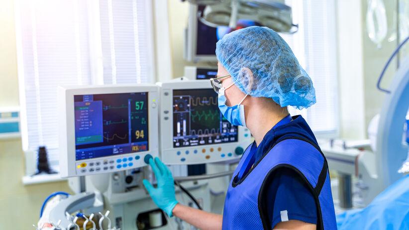 Koronawirus: może zabraknąć respiratorów.