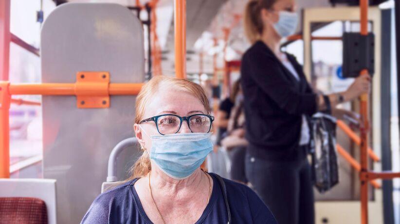 Okulary chronią przed koronawirusem