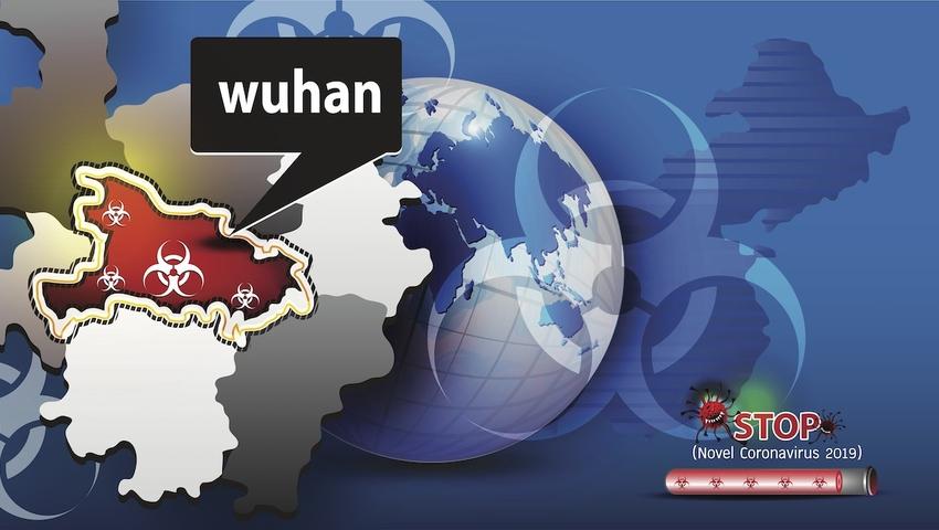 Koronawirus w Chinach przenosi się między ludźmi