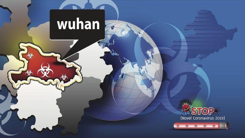 Koronawirus z Chin przenosi się między ludźmi