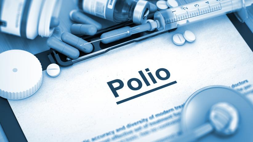 Polio (choroba Heinego-Medina) jest nadal groźne. Dlaczego warto szczepić przeciw polio?