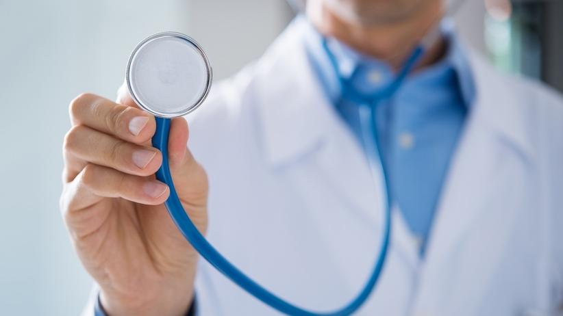 Stetoskop to siedlisko bakterii!