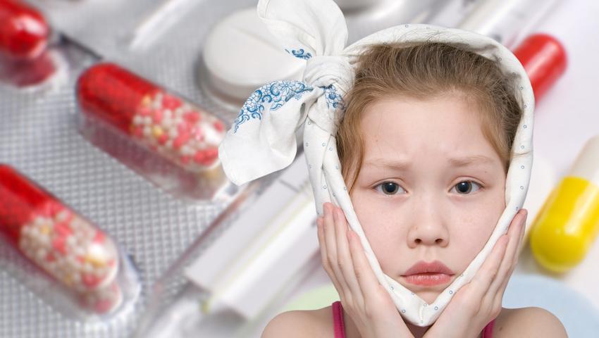 Świnka to choroba takująca głównie dzieci