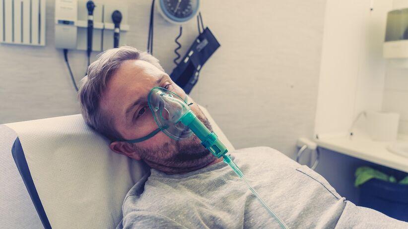 Zapalenie płuc w COVID-19