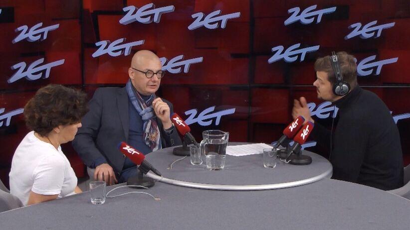 Michał Kamiński w Radiu ZET
