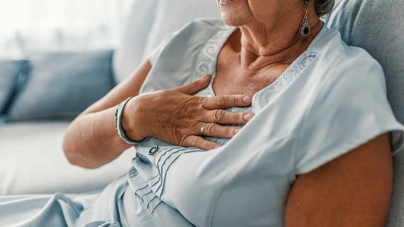 Objawy zawału serca u osób z cukrzycą