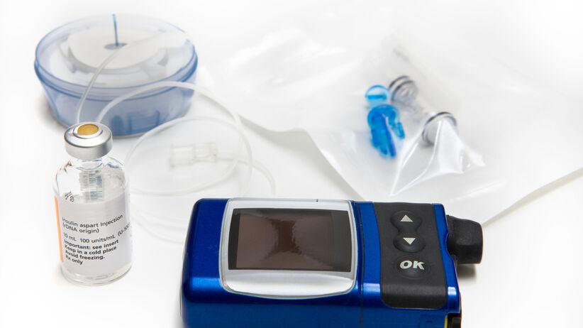 Zestaw infuzyjny do pompy insulinowej