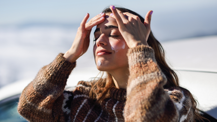 Filtry przeciwsłoneczne przenikają do krwiobiegu