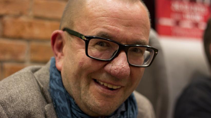 Rafał Bryndal, trądzik różowaty, akcja Róż się do lekarza