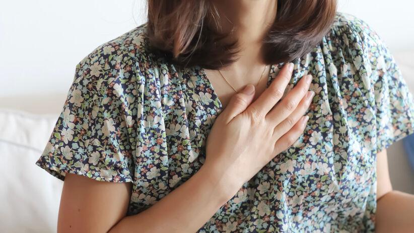 Kołatanie serca w chorobie Hashimoto