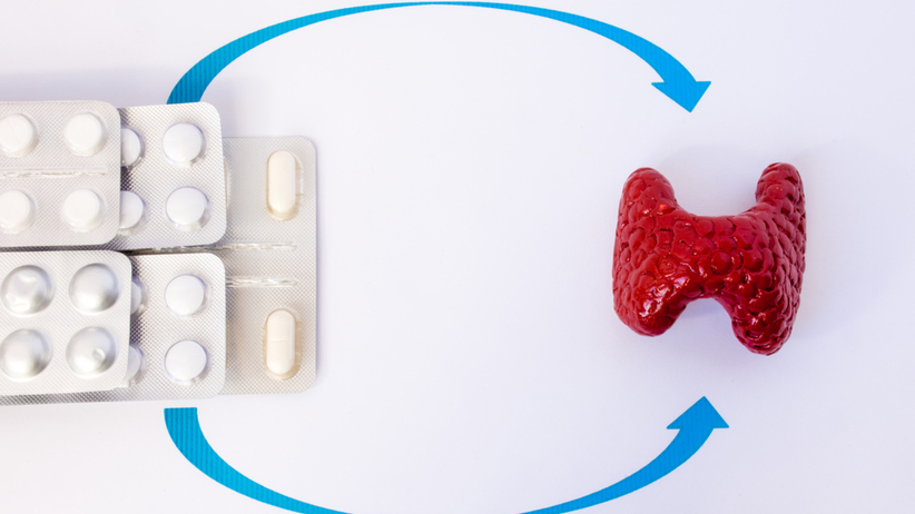 Leki na tarczycę