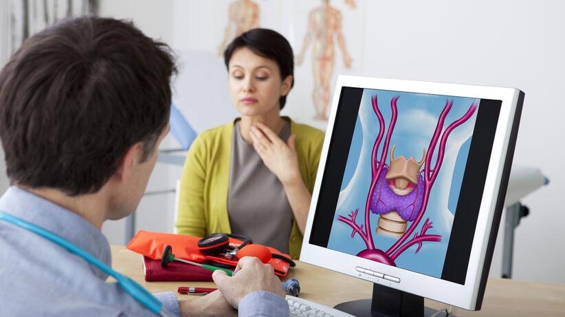 Konsultacja u endokrynologa