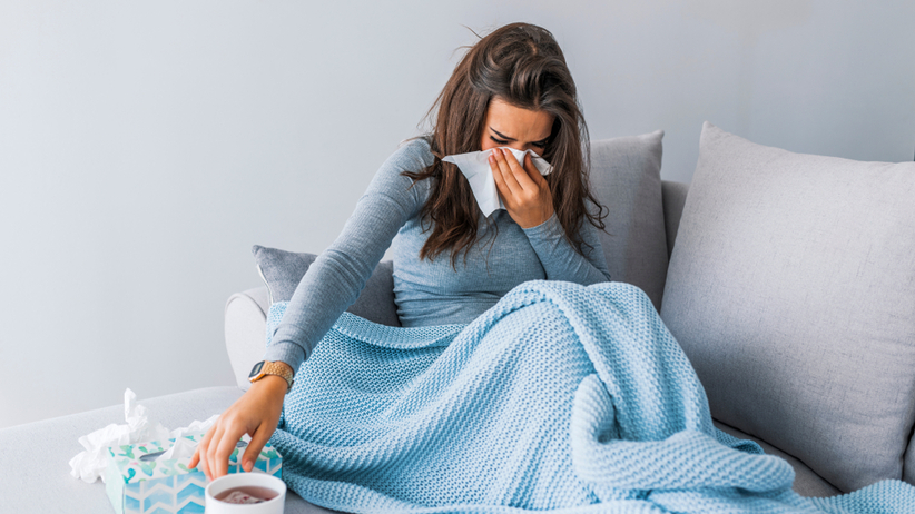 Grypa to groźna choroba wirusowa