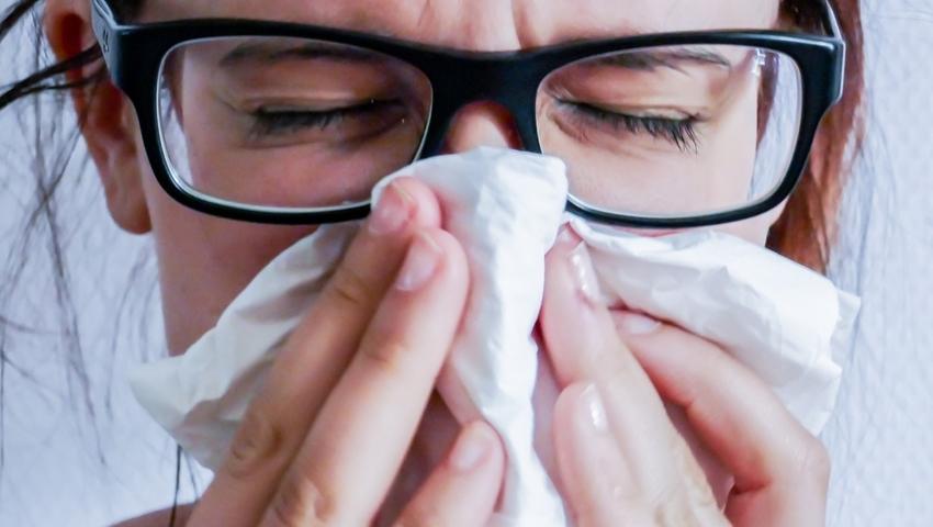 Grypa to jedna z częściej występujących chorób