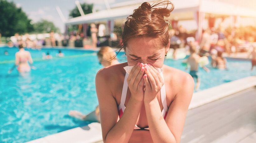 Letnie przeziębienie a alergia - jak rozróżnić?