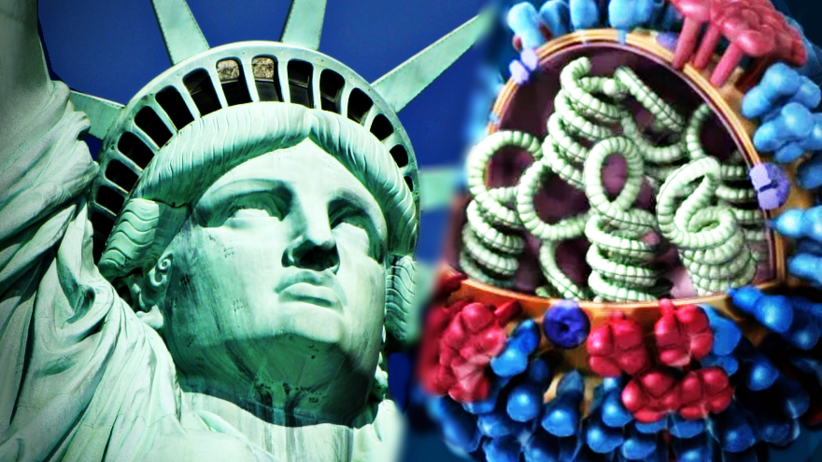 Wirus H3N2 groźniejszy niż sądzono: 30 dzieci zmarło na grypę w USA