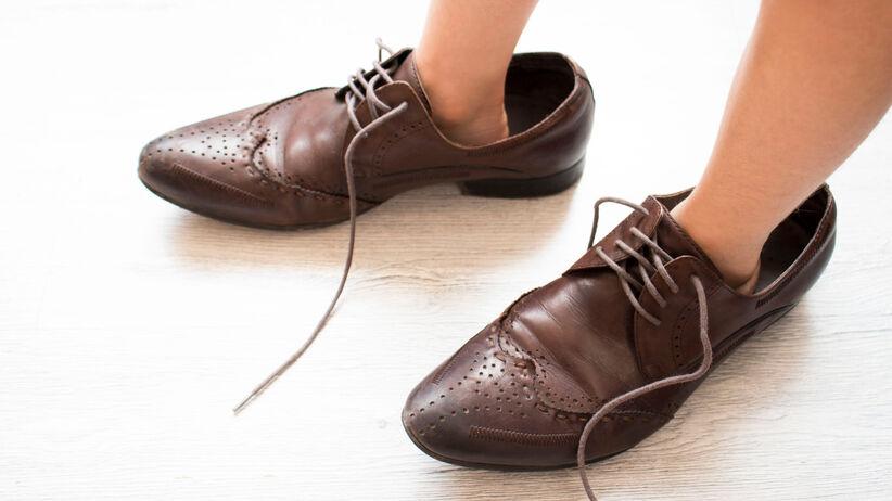 Duże stopy
