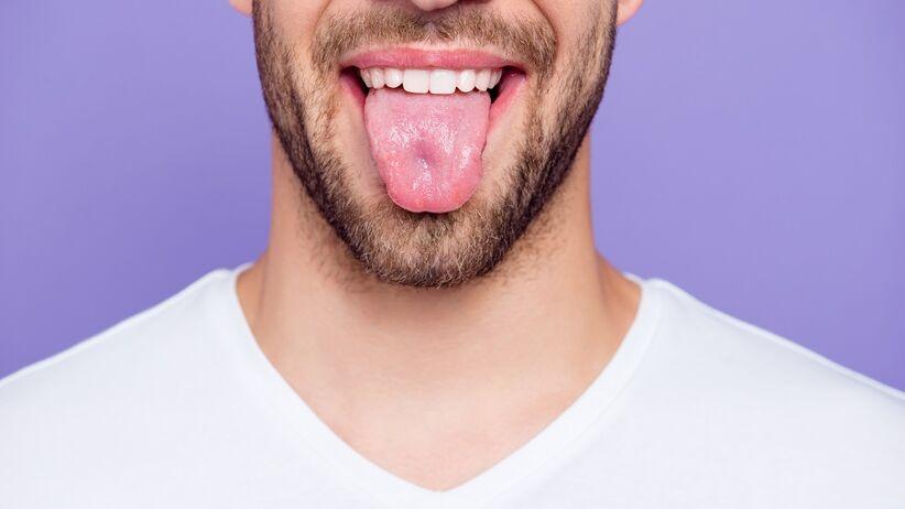 Język a niedobór witaminy B12
