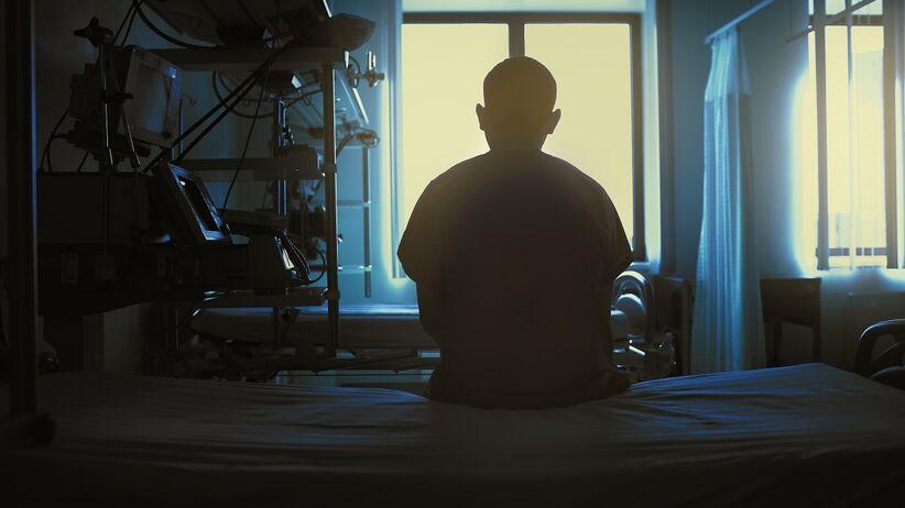 Przetrzymywali go siłą w szpitalu psychiatrycznym