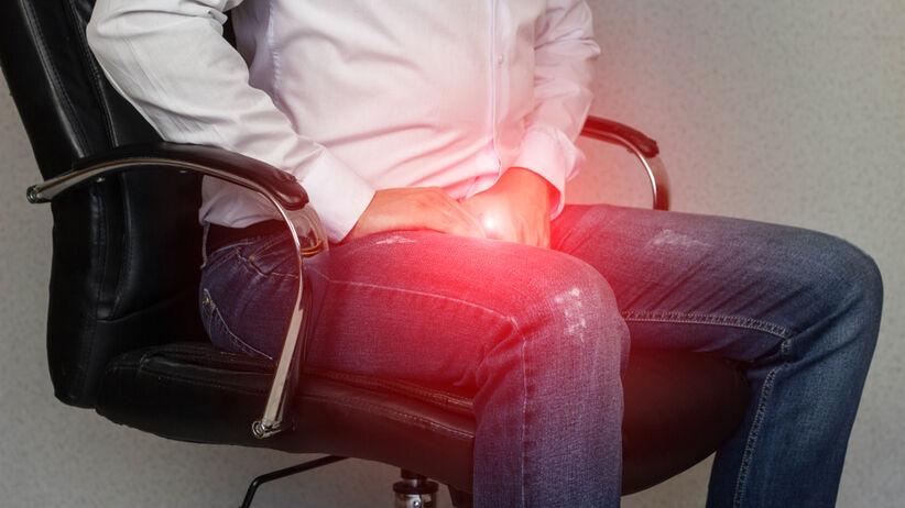 Problem z pęcherzem moczowym