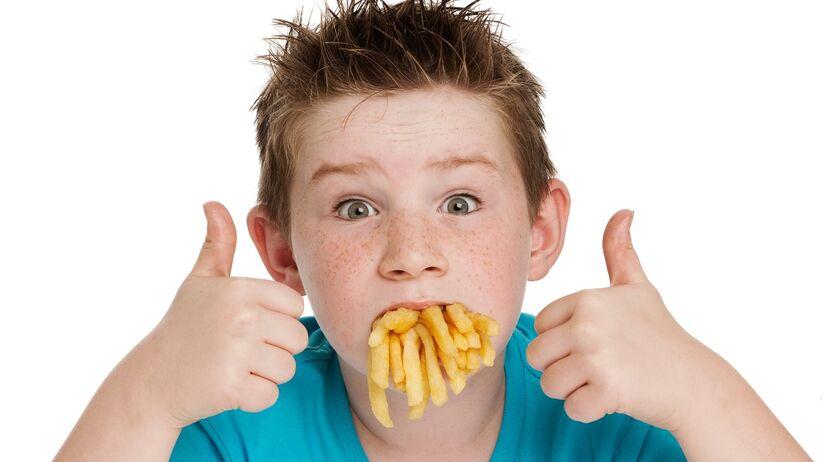 Śmieciowe jedzenie a problemy ze wzrokiem - dlaczego?