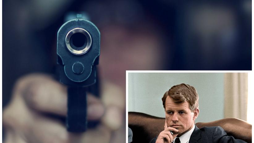 Robert F. Kennedy okoliczności śmierci