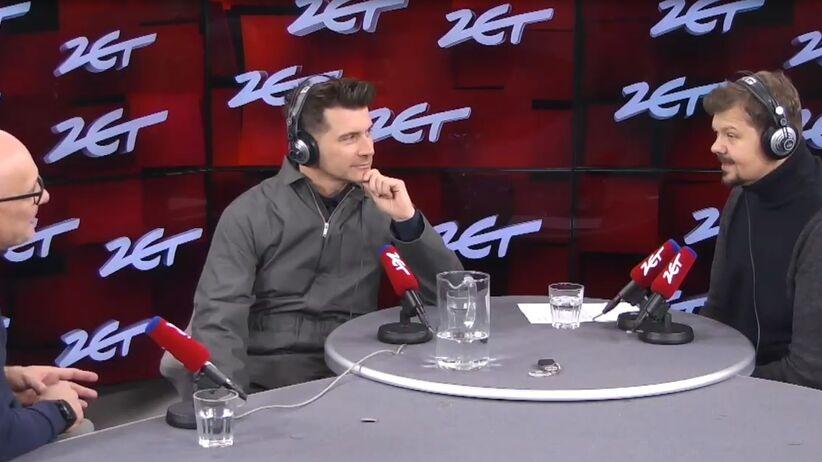 Tomasz Kammel, Michał Figurski i dr Michał Michalik