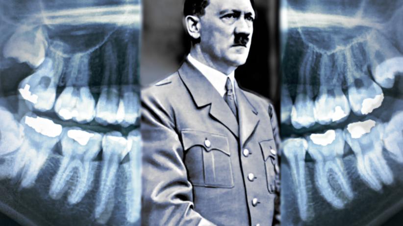Zęby Hitlera: badania potwierdziły, że zbrodniarz zginął w 1945 roku