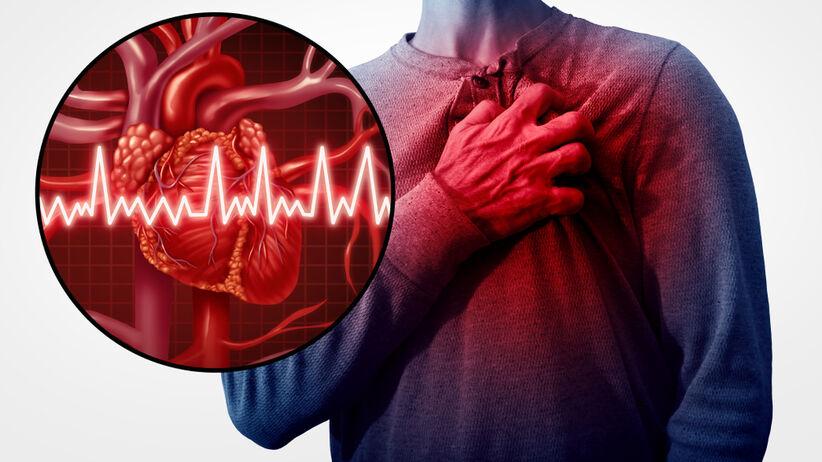 Choroba mięśnia sercowego