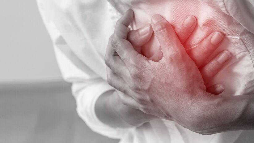 Koronawirus a serce