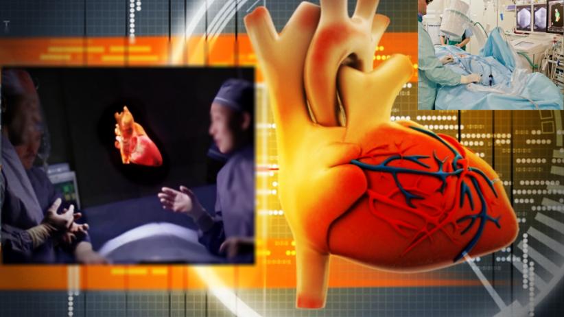 Hologramy wkraczają na sale operacyjne. Niezwykła operacja serca