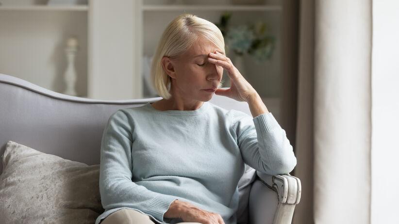Ból głowy wywołany ciśnieniem