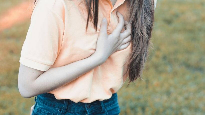 Zawał serca może zdarzyć się nawet u nastolatka